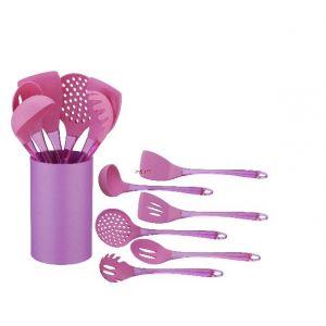 供应东莞硅胶厨具厂家 硅胶锅铲 硅胶饭勺 硅胶勺子 环保厨房用品