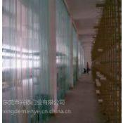 供应PVC软门帘、PVC透明阁间、透明软胶帘专业生产