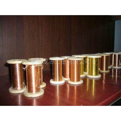供应供应铜丝绞线0.05*17铜丝合股