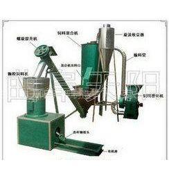 供应饲料颗粒机,小型饲料生产线,成套颗粒饲料机