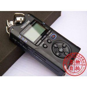 供应TASCAM DR40/DR-40 手持录音机/采访机/录音笔
