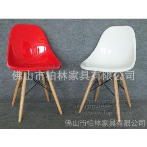 供应餐椅实木 DSW餐椅 EAMES餐椅 餐椅塑料
