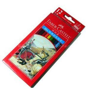 供应辉柏嘉12色经典油性彩色铅笔(长