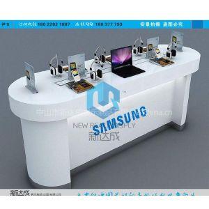 供应时尚经典三星手机专柜、原版三星手机柜台厂家订制生产