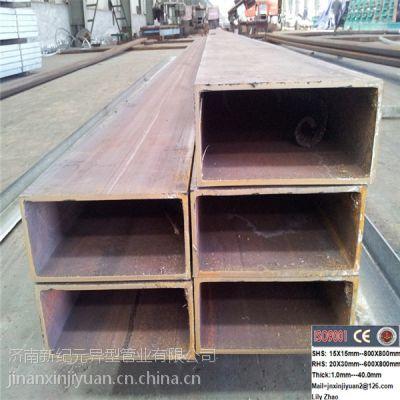 无缝方形钢管,欧标EN10210热成型矩形钢管,美标热镀锌钢管