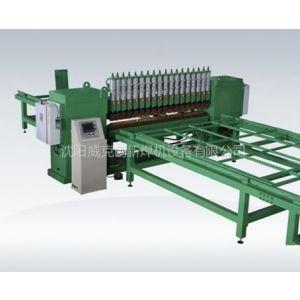 供应沈阳供应半自动中频龙门双模丝网焊机设备价格