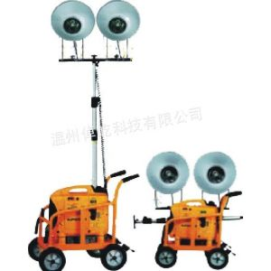 供应SZY6000K便携式移动照明车