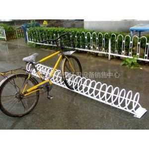 供应螺旋形自行车停放架 圆形自行车停放架生产厂家和价格