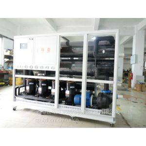 供应冰水机专业品牌厂家▲按客户要求可订制不同规格的冰水机