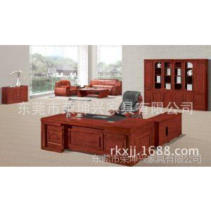 工厂供应,批发价格高档大气老板台 经理办公桌 配套办公家具