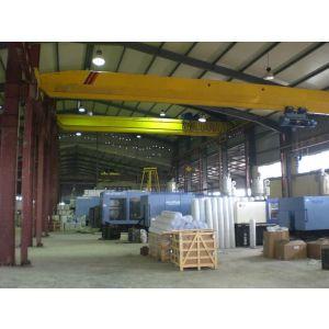 供应迁安供应电动葫芦双梁起重机、品牌双梁起重机、鲁新起重机产品