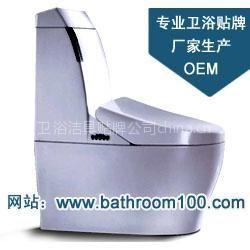 供应智能座便器贴牌-品牌贴牌-OEM04