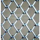 供应勾花网 PVC涂塑丝主用于高速护栏'体育围网,工地,河道住宅的安全防护等