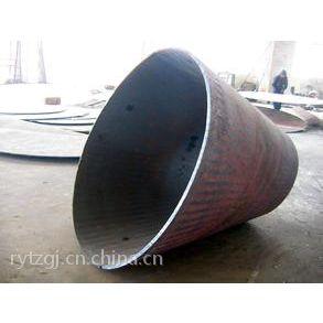 供应润源特种管件主营产品:封头;管帽;三通;异形件;法兰;弯头;冲压件;对焊管件;