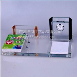 供应赣州高端客户交流会水晶三件套 答谢客户礼品三件套摆件礼品厂家定做
