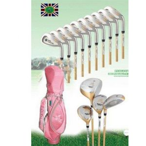 供应女士高尔夫球杆Polo 套杆3980元