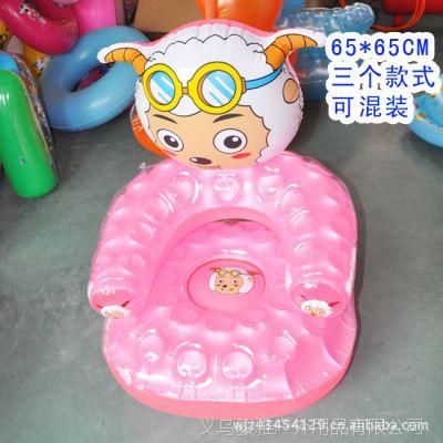 儿童沙发 PVC充气沙发 水晶泡泡 卡通公仔沙发 带头沙发 单人沙发