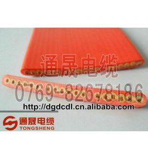 供应扁电缆 扁平电缆 屏蔽扁电缆