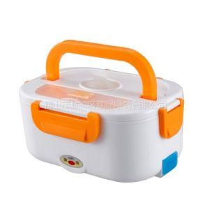 多功能电子饭盒 插电加热保温饭盒生产厂家 积分兑换促销赠品小家电定制