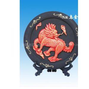 乌金碳雕,礼品批发,碳雕礼品,碳雕加盟-吉祥麒麟