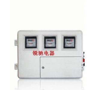 供应123工程塑料电表箱