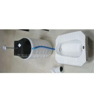 供应脚踏式节水防冻冲厕器