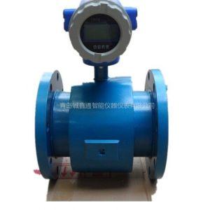供应乌鲁木齐供应自来水表  LDE型自来水电磁流量计