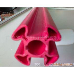 厂家供应塑料柱;异型材;实心棒