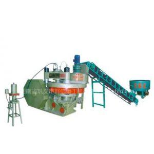 供应水泥砖机技术领先发挥魄力
