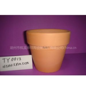 供应工艺品红陶国际盆