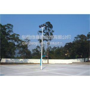 供应球场照明设施厂家批发生产 东莞篮球场灯柱价格 珠海篮球场照明