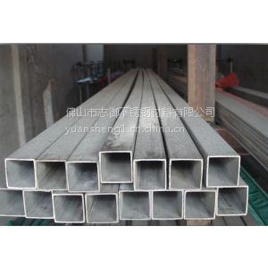 供应316L不锈钢焊管 50*50*2.0工业管(耐强酸强碱)
