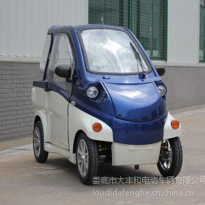 供应新款电动四轮代步车 电动车批发代理 老年电瓶代步车价格