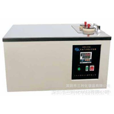 SYD-510G型 石油产品凝点试验器 低温油品凝点试验仪器