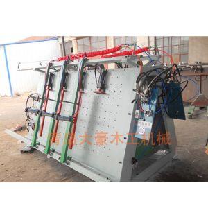 供应木工机械 MH2324AY 双面液压带孔组装机