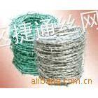 供应刺绳低碳钢丝(电镀锌,热镀锌,涂塑,喷塑)丝网护栏网丝网大全