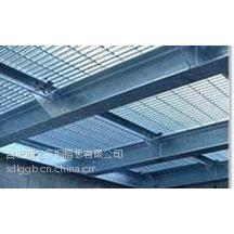 供应安徽化工专用热镀锌钢格板