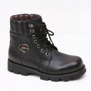 供应消防电力单位穿的电热鞋,冬季***暖脚的真皮发热雪地靴