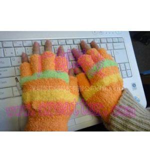 供应USB发热手套/USB保暖手套