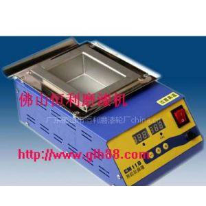 供应CM118环保焊锡炉|去皮机|钢丝磨轮|去漆机