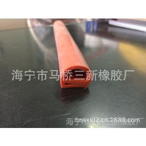 供应e形硅胶密封条