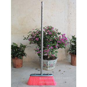 厂家供应畅销型不锈钢扫帚 扫把 笤帚(柄长100cm)