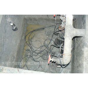 供应惠州淡水幕墙补漏清洗窗台补漏灌浆公司惠州淡水广信防水补漏隔热公司