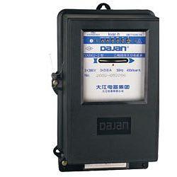 机械三相电能表,DK 系列嵌入式三相电能表,嵌入式