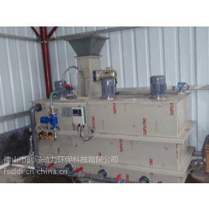 供应供应广东佛山创绿JY系列全自动加药装置