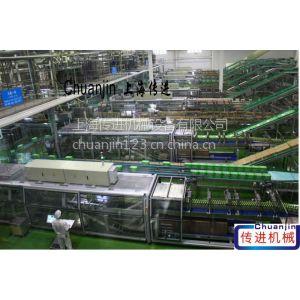 供应供应饮料生产输送机、整场设计输送机
