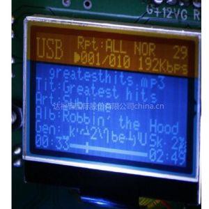 供应12864点阵屏