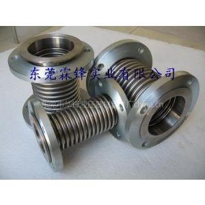 供应不锈钢补偿器 精密加工法兰不锈钢金属软管