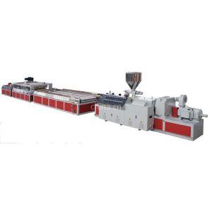 供应供应金纬木塑门板生产线-金纬木塑设备