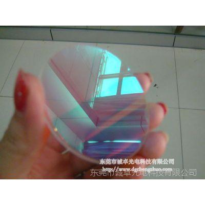 供应镀膜玻璃镜片 烤漆玻璃 水底灯饰彩色玻璃